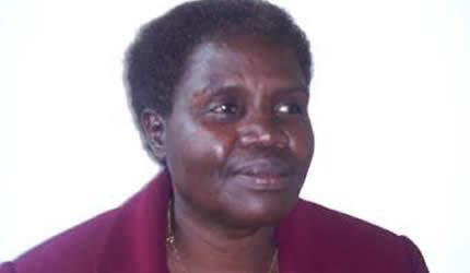Lucia Matibenga