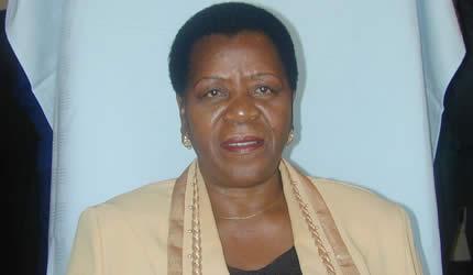 Edna Madzongwe